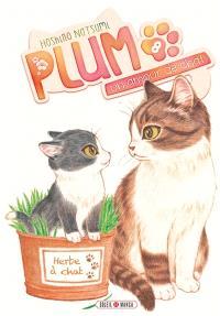 Plum, un amour de chat. Volume 8