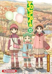 Yotsuba & !. Volume 12