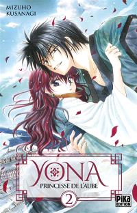 Yona : princesse de l'aube. Volume 2