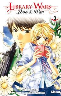 Library wars : love & war. Volume 3