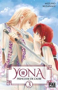 Yona : princesse de l'aube. Volume 3