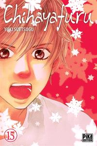 Chihayafuru. Volume 15