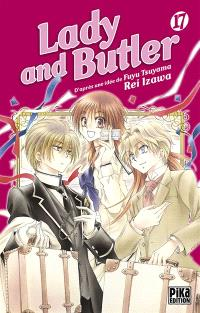 Lady and Butler. Volume 17