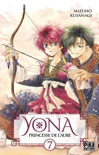 Yona : princesse de l'aube. Volume 7