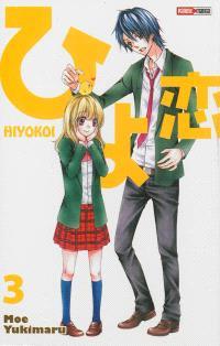 Hiyokoi. Volume 3