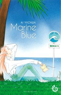 Marine blue. Volume 3
