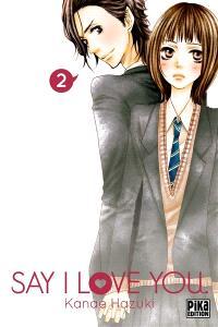 Say I love you. Volume 2