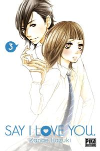 Say I love you. Volume 3