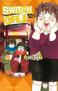 Switch girl !!. Volume 20