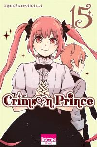 Crimson prince. Volume 15