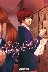 Is this feeling love ?. Volume 2