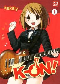 K-on !. Volume 1