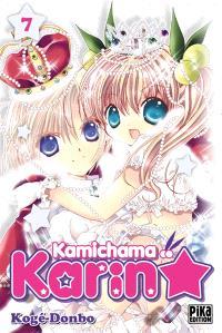 Kamichama Karin. Volume 7