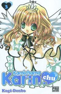 Kamichama Karin Chu. Volume 3