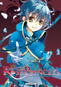 Kiss of Rose Princess. Volume 8