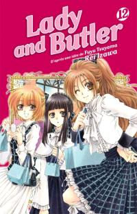 Lady and Butler. Volume 12