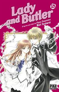 Lady and Butler. Volume 18