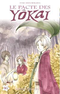 Le pacte des yôkai. Volume 16