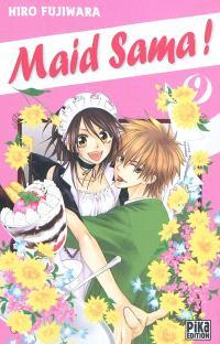 Maid Sama !. Volume 9