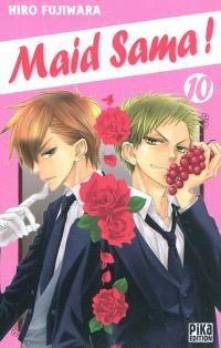 Maid Sama !. Volume 10