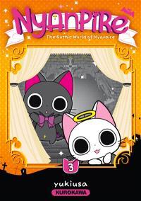 Nyanpire : the gothic world of Nyanpire. Volume 3