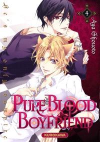 Pure blood boyfriend : he's my only vampire. Volume 4