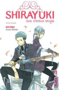Shirayuki aux cheveux rouges. Volume 3