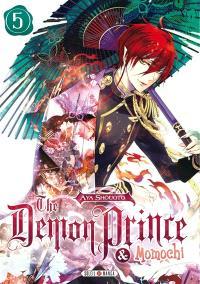The demon prince & Momochi. Volume 5