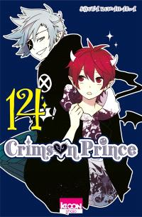 Crimson prince. Volume 14