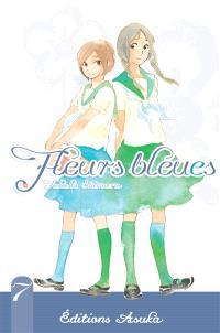 Fleurs bleues. Volume 7