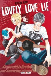 Lovely love lie. Volume 15