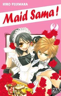 Maid Sama !. Volume 2
