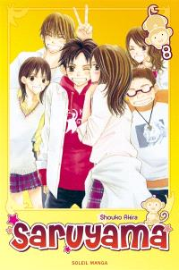 Saruyama !. Volume 8
