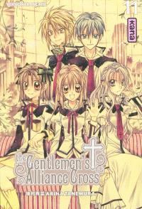 The gentlemen's alliance cross. Volume 11