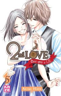2nd love : once upon a lie. Volume 5