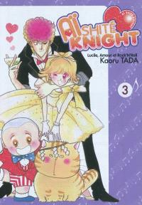 Aishite Knight : Lucile, amour et rock and roll. Volume 3