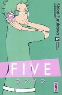 Five. Volume 12