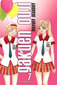 Gakuen ouji : playboy academy. Volume 7