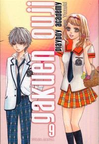 Gakuen ouji : playboy academy. Volume 9
