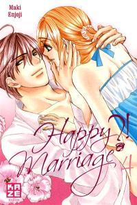 Happy marriage ?!. Volume 4