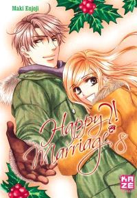 Happy marriage ?!. Volume 8