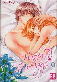 Happy marriage ?!. Volume 9