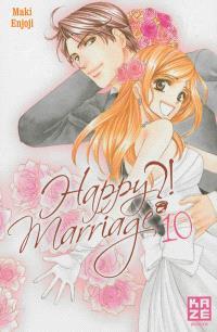 Happy marriage ?!. Volume 10