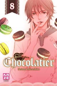 Heartbroken chocolatier. Volume 8