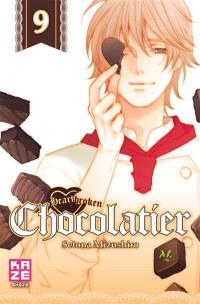 Heartbroken chocolatier. Volume 9