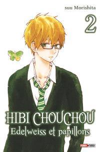 Hibi Chouchou : edelweiss et papillons. Volume 2