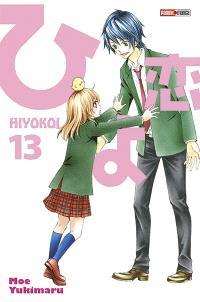 Hiyokoi. Volume 13