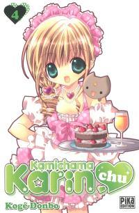 Kamichama Karin Chu. Volume 4