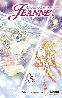 Kamikaze kaito Jeanne. Volume 5