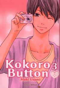 Kokoro button. Volume 3